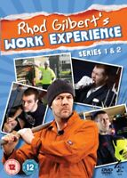 Nuevo Rhod Gilberts - Trabajo Experience - Serie 1A 2 DVD