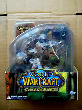 DC DIRECT WOW WORLD OF WARCRAFT GANGRIS RIVERPAW ACTION FIGURE!