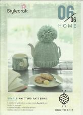 Stylecraft How to Knit 06/06 Home