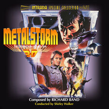Metalstorm - Complete Score - Limited 1200 - OOP - Richard Band