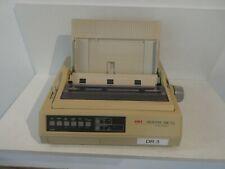 orig. Oki Microline 320 Elite 9 Pin Nadeldrucker / Drucker GE5253B / 204L3206436