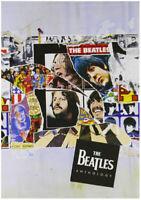 The Beatles Anthology 5 DVD Gift Box Set Brand New US Seller Free Shipping