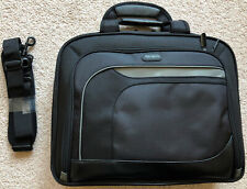Targus Laptop Bag with shoulder strap and four compartments - Airline Checkin Fr