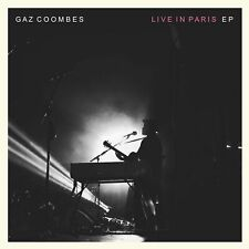 "Gaz Coombes ‎– Live in Paris LP Vinyl 12"" RSD 2019 NEW!"