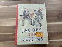 Jacobs 329 dessins. Éd collector numéroté à 2999 exemplaires avec ex-libris