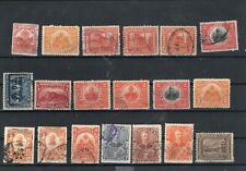 Haiti  - 19 stamps - all with various ship cancels