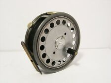 "Vintage Rare Hardy St George 3 3/4"" Silent Check Fly Fishing Reel - Retains Well"