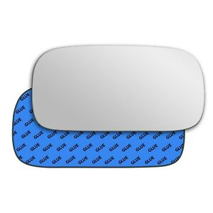 Right wing adhesive mirror glass for Buick Lucerne 2006-2011 767RS