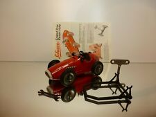 SCHUCO GERMANY 1070 GRAND PRIX RACER #5 - RED L16.0cm RARE - GOOD CONDITION
