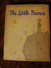 The Little Prince (1943 1st Edition) Antoine de Saint-Exupery w/ Dust Cover PLUS