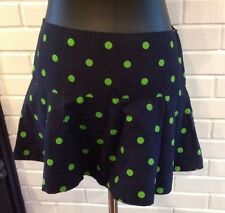 NWT WOMENS Gilly Hicks Sydney Adorable Flared Mini Skirt Size 4