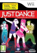 Just Dance Wii NEW and Sealed