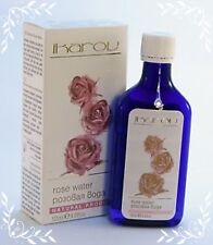 "IKAROV 100% Natural Rose Water - ""Rosa Damascena Mill"" Moisturizer Toner 125 ml"