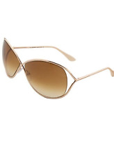 New Authentic Tom Ford Sunglasses Miranda FT0130 28F w case