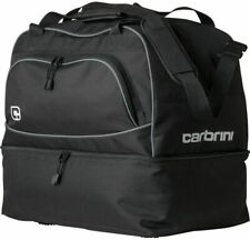 Carbrini Kit Bag - Black - Sports - Soccer - Trainer Coach Bag