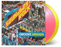 GROOVE ARMADA - SOUNDBOY ROCK (LIMITED  PINK & GELBES VINYL)  2 VINYL LP NEW!