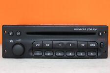 OPEL Siemens VDO CDR 500 coche Radio CD Player Astra Corsa Vectra Zafira