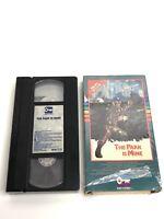 THE PARK IS MINE KEY VIDEO RARE OOP VHS BOX SLIP In Original Plastic - Used