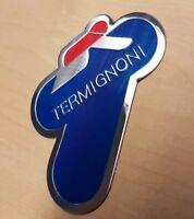 Termignoni Aluminium Exhaust Heat Proof Resistant Sticker Decal Ducati Ktm