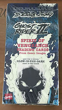 GHOST RIDER II  SPIRIT OF VENGEANCE  TRADING CARDS  SEALED BOX  C. 1992