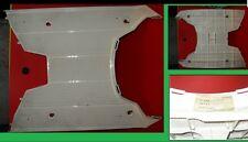 Honda 64310-GJ2-000ZE SH50 1a serie pedana bianca originale vedi dettagl1