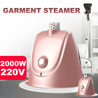 2 L Hanging Travel Iron Clothes Steamer Garment Steam Brush Hand Held 2000W  ❤