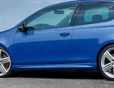 Seitenschweller für VW Golf VI 6 R R20 Leisten Schweller GTI ED35 ABS R-Line