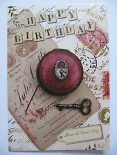 PACK OF 3 COLOURFUL PICTURE HAVE A GREAT DAY HAPPY BIRTHDAY GREETING CARDS