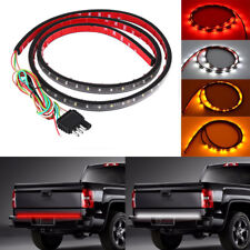 "48"" Truck Tailgate LED Strip Bar Brake Reverse Light for Chevrolet Dodge GMC Ram"