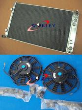 HOLDEN COMMODORE SS 5.7L GEN 3  VY V8 LS1 AT/MT 02-04 Aluminum Radiator & FANS