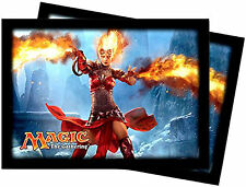 Chandra M14 Horizontal ULTRA PRO MTG 80 deck protectors Card Sleeves