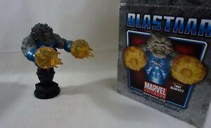 MARVEL mini-bust BLASTAAR n°646/1000 BOWEN Designs Fantastic Four 2009 18cm RARE