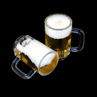 1:6 Dollhouse Miniature Drink of Beer Model Pretend Play Liquid Toy ZJZYB