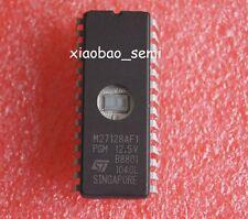 10pcs M27128AFI M27128AF1 IC CDIP28 EPROM ST