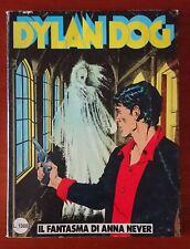 """DYLAN DOG N. 4 PRIMA STAMPA """"IL FANTASMA DI ANNA NEVER"""" (GEN. 1987) MOLTO BUONO!"""
