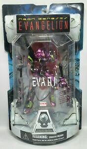 Neon Genesis Evangelion EVA 01 Kaiyodo Action Figure Katsuhisa Yamaguchi 2001