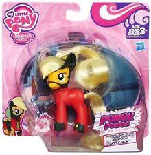 BNIB - My Little Pony G4 Power Ponies Apple Jack Mare-vellous rare!