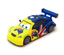 Disney Pixar Cars Diecast Vehicle Frosty Australia Ransburg Ultimate Chase Toy