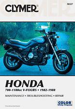 Clymer Repair Service Shop Manual Vintage Honda VF700/750/1100 Models