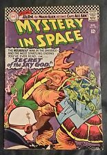 MYSTERY IN SPACE # 109 - DC COMICS -  AUGUST 1966