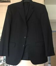"""Smashing Mens Suit From Burtons, Size 36""""R, Charcoal"""