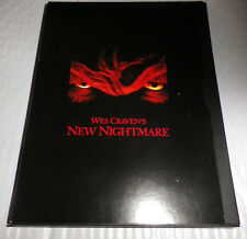 Wes Craven's New Nightmare (DVD, 2000) RARE  SNAP CASE FREE SHIP