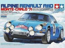 Artículos de automodelismo y aeromodelismo azules Renault de escala 1:24