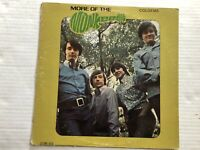 """1967 The Monkees """" More Of The Monkees"""" Lp Vinyl Record"""