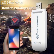 CHIAVETTA INTERNET MODEM USB 4G LTE WLAN CON WIFI - ACCETTA SIM