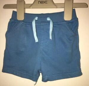 Boys Age 6-9 Months - M&S Shorts
