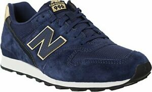 New Balance 996 Navy Blue Women's Trainers UK4.5