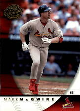2001 Donruss Class of 2001 #70 Mark McGwire Cardinals