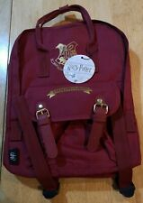 Harry Potter Premium Backpack Burgundy by Bluesky Design - *** New with Tags ***