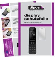 Schutzfolie für Nokia 2720 Flip Display Folie klar Displayschutzfolie